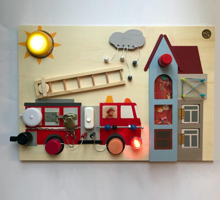 Busy Board Feuerwehr